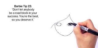 drawing barbie doll paper u2014 steemit