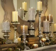 gilded christmas candlesticks don t settle for any old candles in