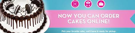 order cake online baskin robbins launches online cake ordering nationwide baskin