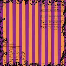 12 attention grabbing halloween digital scrapbook paper build