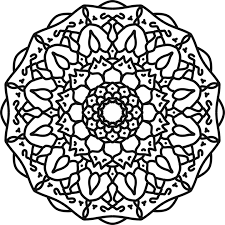 free vector graphic mandala design ornament pattern free