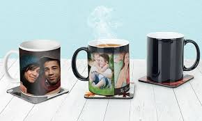 personalized magic mugs photobook america groupon