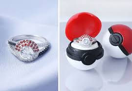 anime wedding ring playstation wedding ring and 14 more cool designs that geeks would