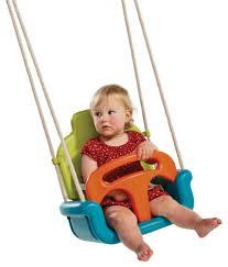 siege de balancoire pour bebe balançoire bébé évolutive 3 en 1