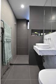 Bathroom Tile Ideas Grey by 116 Best Bathroom Tile Ideas Images On Pinterest Bathroom Tiling