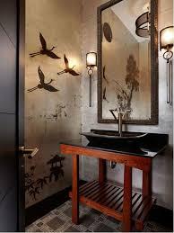 Powder Room Decor Best 30 Asian Powder Room Ideas U0026 Designs Houzz
