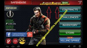 contract killer 2 apk v3 0 3 mod unlimited gold silver coins - Contract Killer 2 Mod Apk