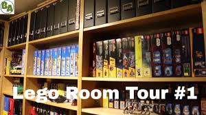 lego room tour 1 first look at my current lego room setup youtube