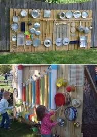 Cheap Backyard Playground Ideas A Little Too Busy But I Love The Spongy Foam Ground Home