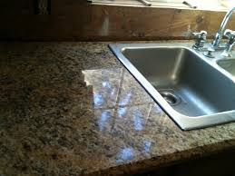 Drop In Kitchen Sinks Nobody Does Drop In Sink On Stone Countertop Really