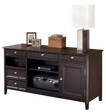 Ashley Carlyle Low HutchH Office Furniture City - Ashley office furniture