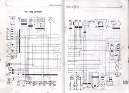 1985 yamaha virago wiring diagram wiring diagram simonand