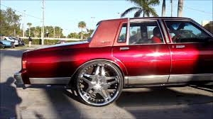 sudamar paint and body candy brandywine box chevy ls brougham on