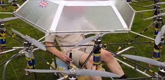 diy drone first manned drone uses 54 propellers cult of mac