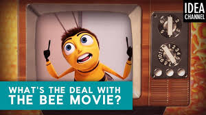 the bee movie but every time they say bee we explain the deal with