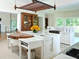 kitchen island with pot rack island pot rack transitional kitchen sotheby s realty