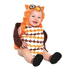Halloween Baby Costumes 0 3 Months Amazon Boo Babies Halloween Costume Hoot Owl Sz 0 9