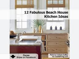 Coastal Cottage Kitchen Design - beach cottage kitchen designs tags fascinating beach house