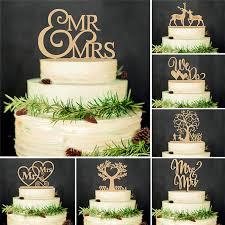 mr mrs cake topper wooden mr mrs cake topper wedding party anniversary