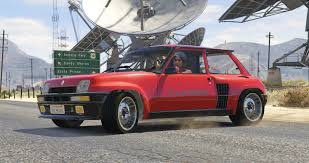 renault indonesia renault 5 turbo add on replace tuning livery gta5 mods com