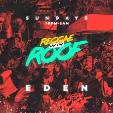 reggae on the roof sundays eden dc