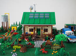 lego ideas off grid cabin