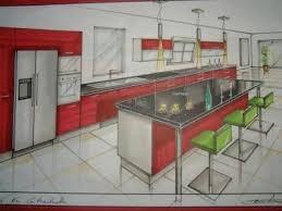dessiner en perspective une cuisine 1434723407 cuisine bordeau laquee brillantehtml cuisine bordeau