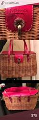 kate spade wicker basket purse mothers bags and purses
