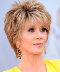 bing hairstyles for women over 60 jane fonda with shag haircut jane fonda hairstyles for women over 60 short cuts shorts and