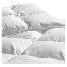 Toddler Bed Down Comforter Highland Feather Midweight Down Comforter U0026 Reviews Wayfair