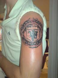 badge tattoo