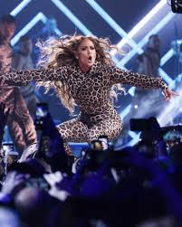 j lo shout outs a rod covers prince at pre super bowl show the