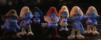 smurfs 2 cast images voice actors