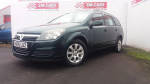 used vauxhall astra club estate cars for sale motors co uk