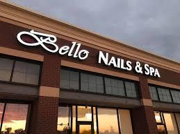 bello nails and spa home facebook
