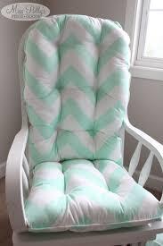 cushions glider cushion slipcovers nursery glider cushions