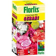 cura giardino flortis concime per gerani granulare 1kg cura giardino fiori