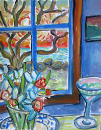 martini glass acrylic painting kate knapp artist blog