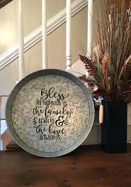 personalized serving trays serving tray decor everything looks better with a
