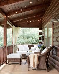 porch design julie devito butler ohio lake house neutral decorating ideas