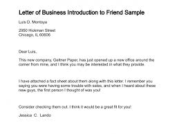 best solutions of format of introduction letter of a new company