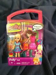 polly pocket pink limousine doll mi ebay