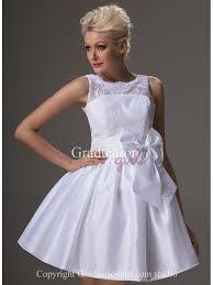 white full length junior high graduation dresses graduationgirl com