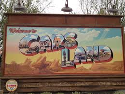 cars land hits the gas as the lively new heart of overhauled with a red carpet roll out a couple of high octane parties and an enthusiastic chorus of automotive horns cars land the sprawling new themed area within