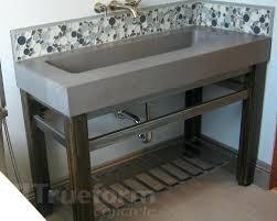 Trough Sink Bathroom Vanity Trough Bathroom Vanity Trough Bath Vanity U2013 Fannect Me