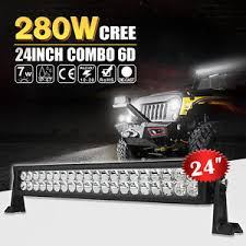 Led Work Light Bar by 22inch 280w Led Work Light Bar Spot Flood Combo Work 4wd Offroad