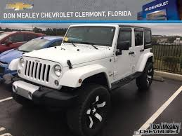 used jeep wrangler for sale in kissimmee fl edmunds