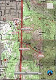 Bryce Canyon Map Pdf Hiking Waterfall Canyon Ogden Road Trip Ryan