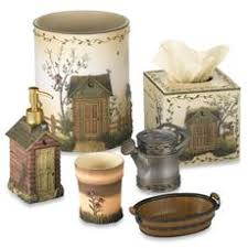 Country Bathroom Accessories by Outhouse Decor For Bathrooms Picture Outhouse Bathroom Decor