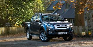 2017 isuzu d max price announced for the uk gbp 15 749